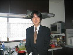 NHK撮影風景