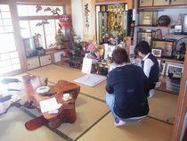 日本テレビ撮影風景
