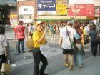 大阪市内での署名活動 - 4