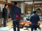 南日本放送撮影風景